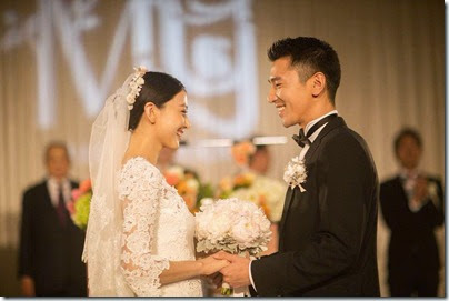 Mark Chao X Gao Yuan Yuan Wedding 赵又廷 高圆圆 婚礼 05