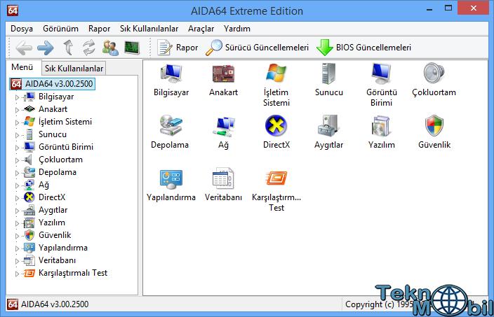 AIDA64 Extreme Edition Full indir