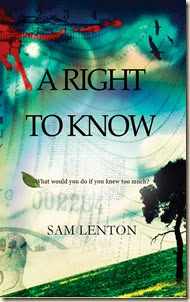 A Right to Know front cover-Kindle
