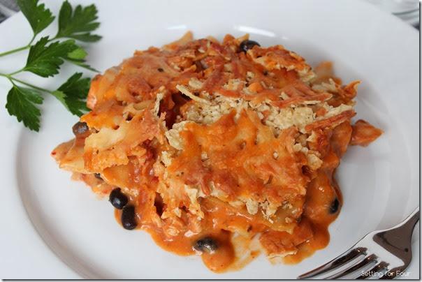 how to stop crunchy lasagna