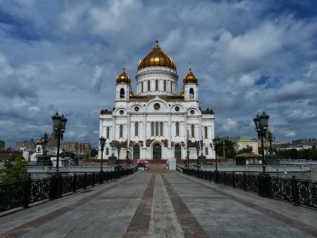 Catedrala lui Isus Mantuitorul Moscova