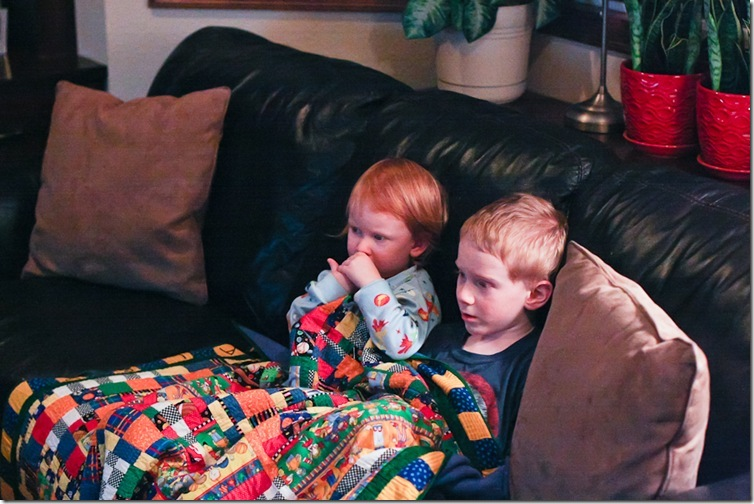 kids snuggling watching cartoons-1 blog