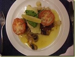 Veg Dinner 271112