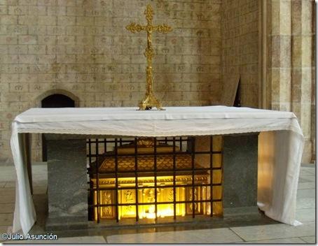 Reliquias de Santo Tomás de Aquino - Iglesia de los Jacobinos - Toulouse