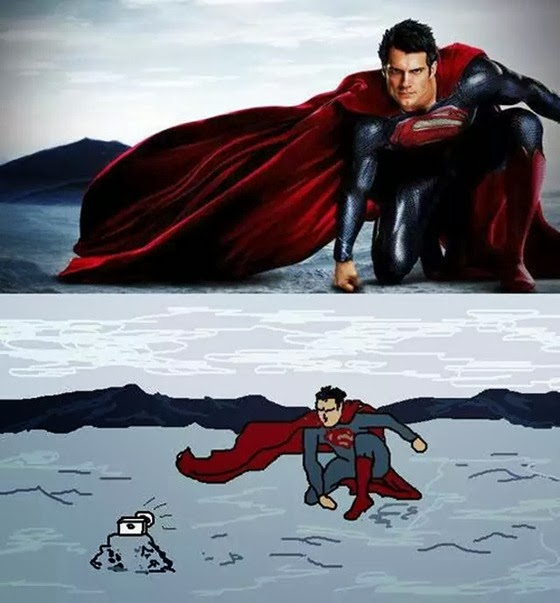 selfie-superman