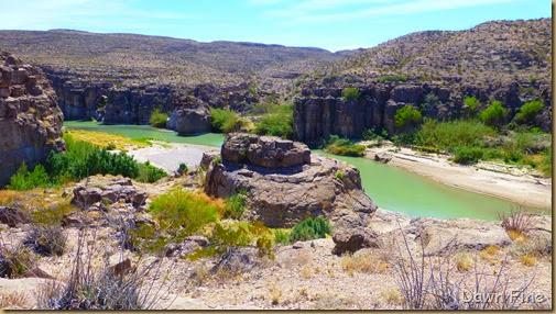 Rio Grande Village to hot springs_083