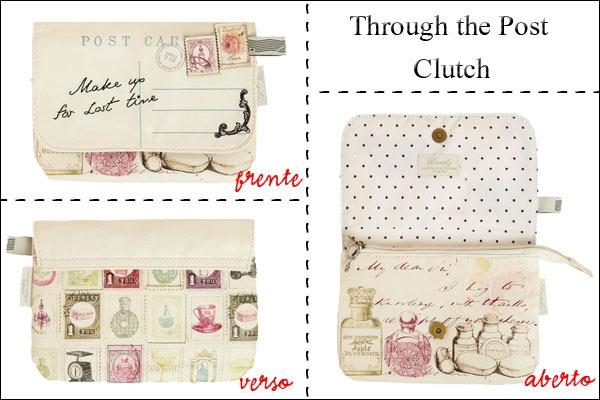 Clutch-Carto-Postal