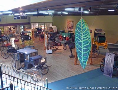 Hubbard Museum Interior
