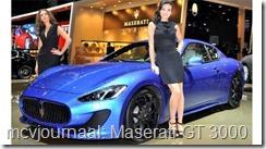 2012 Autosalon Geneve - Maserati