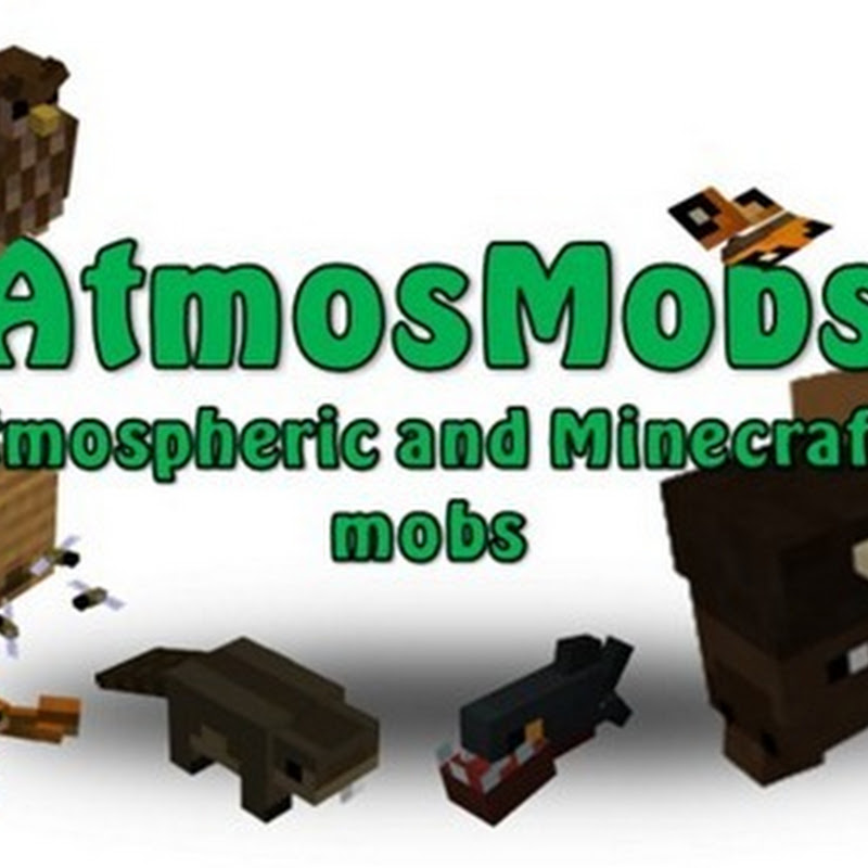 Minecraft 1.4.5 - AtmosMobs Mod