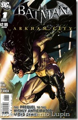 P00003 - Batman Arkham City #1