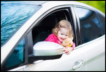 cara mengatasi anak mabuk kendaraan