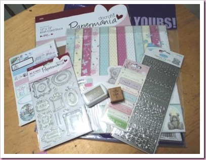 DoCrafts Goodie Bag