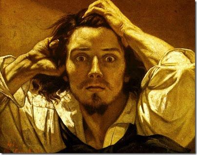Autorretrato de Courbet