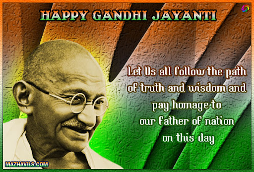 happy-gandhi-jayanti-jayanthi--mahatma-gandhi-father-of-nation-india ...