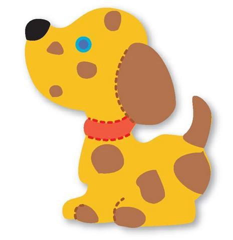 Animales en foami patrones - Imagui