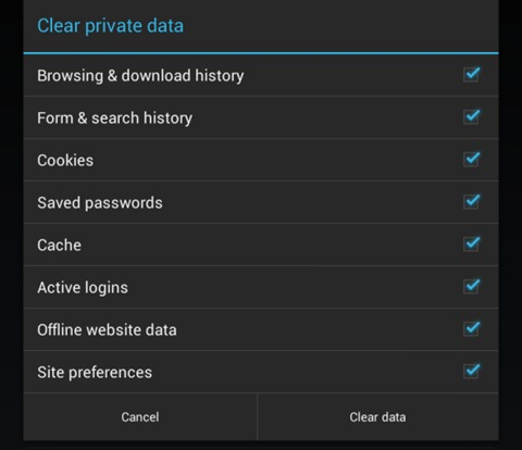 firefox-for-android-clear-private-data