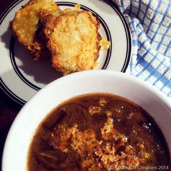 Scone and Soup