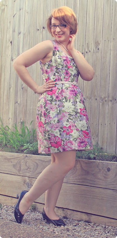 Review Botanical Dress