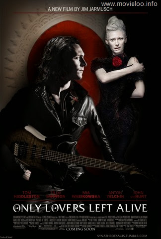 Only Lovers Left Alive (2013) WEBRip x264