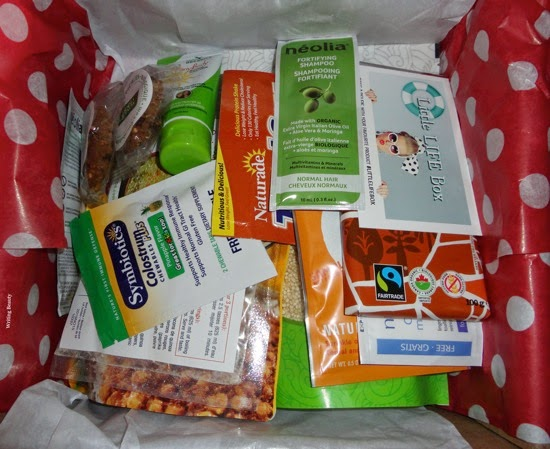 February 2015 Little Life Box 2
