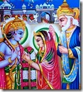 Sita's wedding