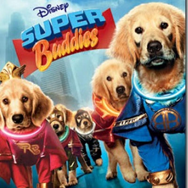 หนังออนไลน์ HD ซูเปอร์บั๊ดดี้ แก๊งน้องหมาซูเปอร์ฮีโร่ Super Buddies