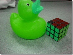Kid's Stuff - Ducky and Cube