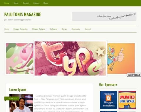 Palutonis Magazine