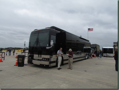 Prevost Motorhome for VIP's