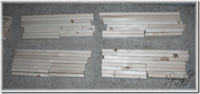 Doll Bed Boards {A Sprinkle of This . . . . A Dash of That}