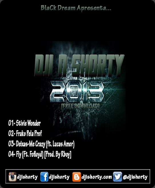 Dji Shorty 2013 Track List