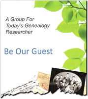 A Group for Today&#39;s Genealogy Researcher