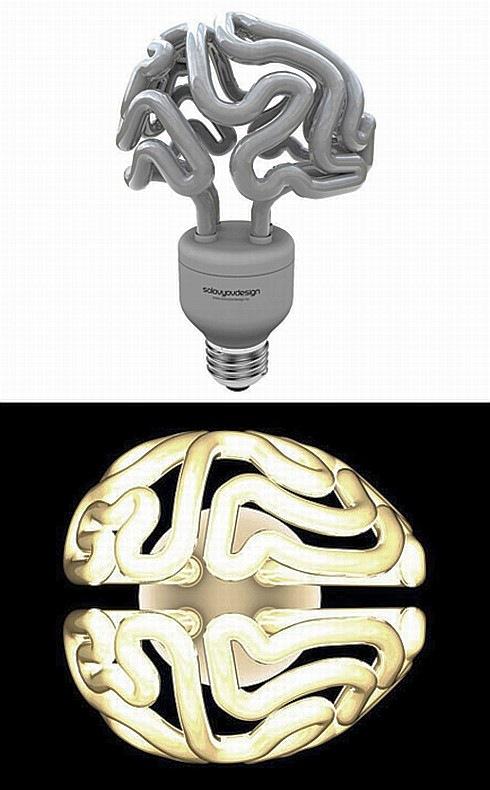 Электрические мозги освещают мир