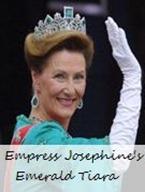 Empress Josephine's Emerald Tiara