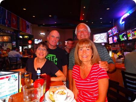 John, Stephanie, Paul, Marsha