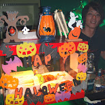 halloween at club flower in roppongi in Roppongi, Tokyo, Japan