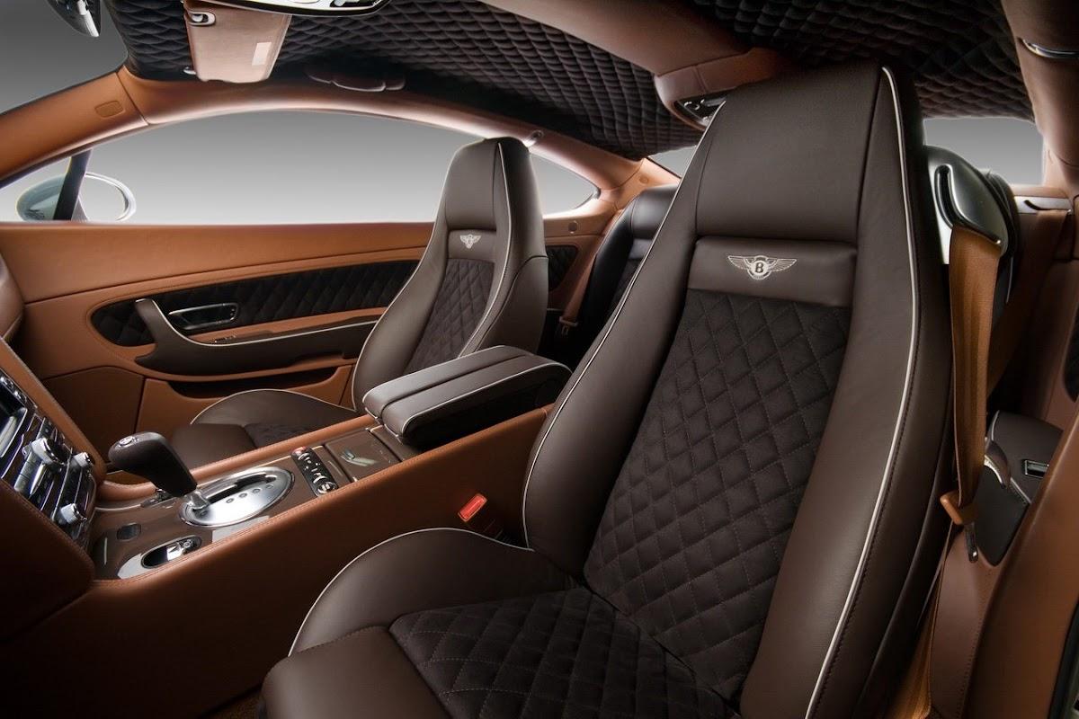 Bentley continental gt receives a custom touch by vilner bentley ct vilner 7 vanachro Gallery