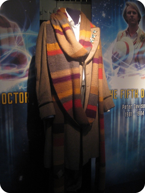Tom Baker costume