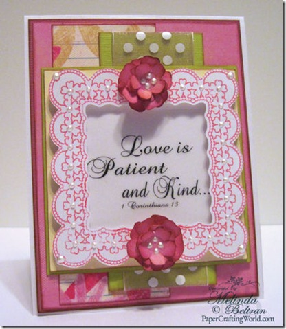 love is patient card by melin-500