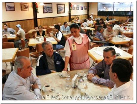Cafeterias en Tampico