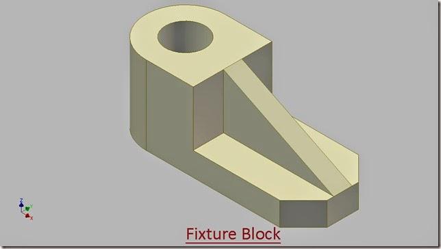 Fixture Block