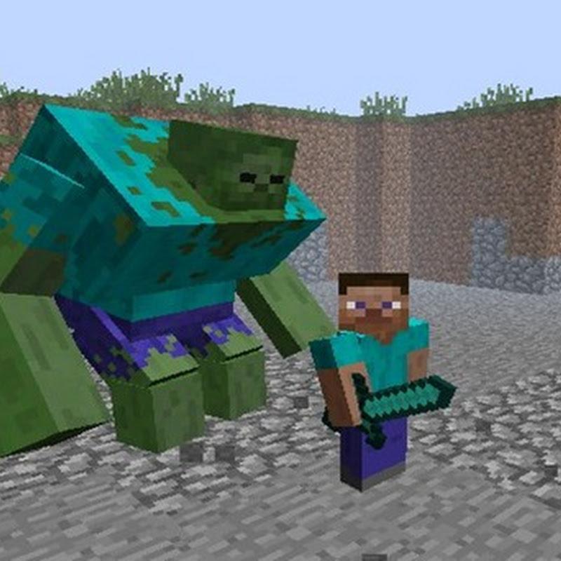 Minecraft 1.4.2 - Mutant Creatures Mod