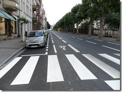 Thionville - Rue Castelnau - Voies de circulation ~ 05.08.10 (3)