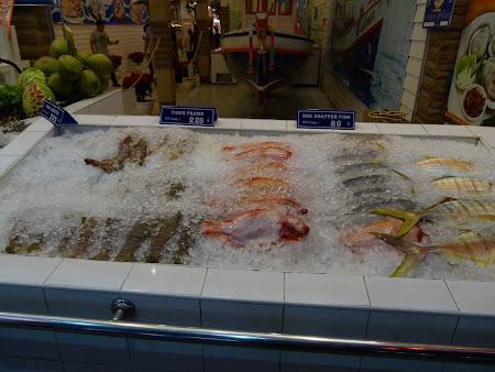 Restaurant Pattaya: fructe de mare