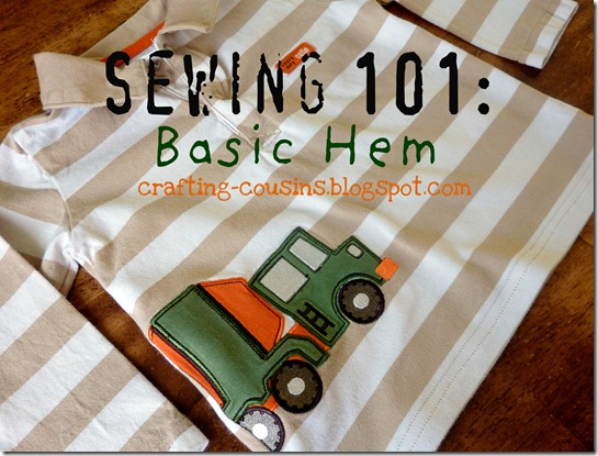 basic hem (9.5)