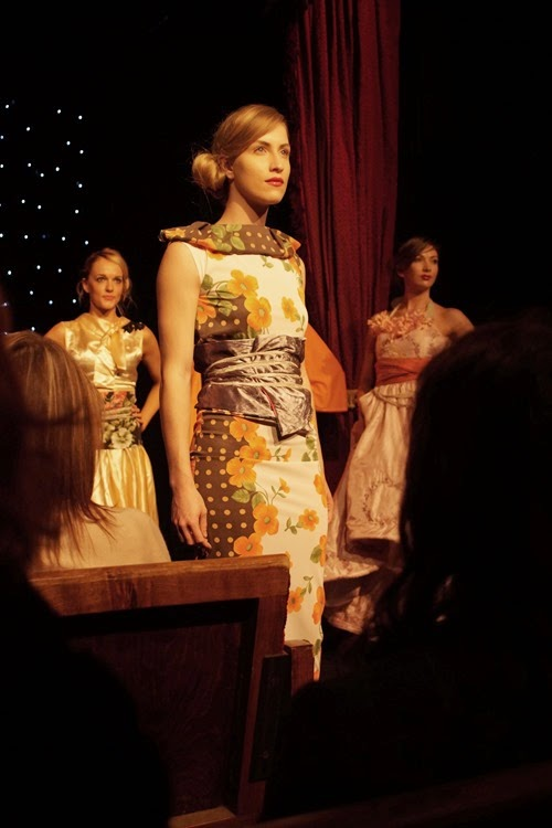 Norwich Fashion Week Vintage Show Wex