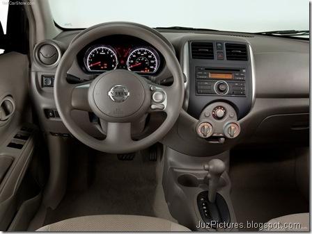 Nissan Versa Sedan 7
