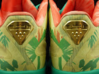 nike lebron 9 low pe lebronold palmer 6 05 Nike LeBron 9 Low LeBronold Palmer Alternate   Inverted Sample