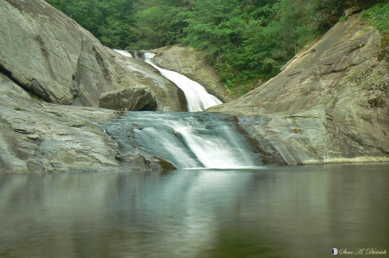 Harper Falls - Wilson Creek area